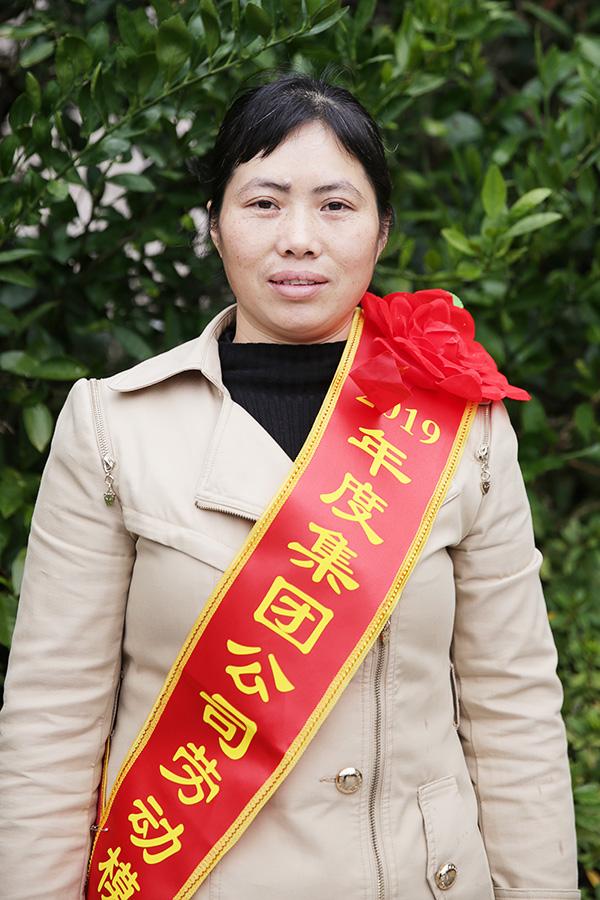 张小青―江西分宜珠江矿业有限公司磨浮工段浮选工