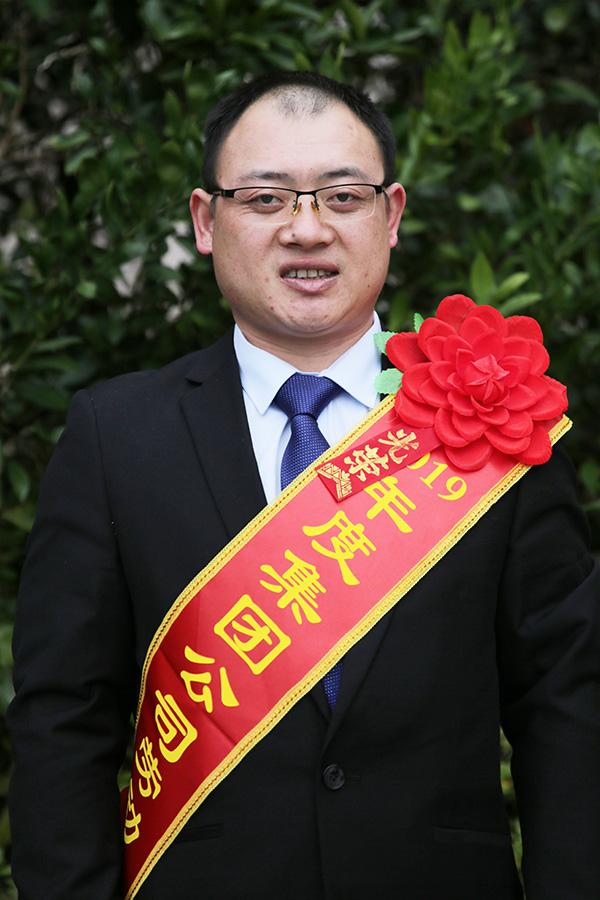 郭家明―江西漂塘钨业有限公司风钻机工