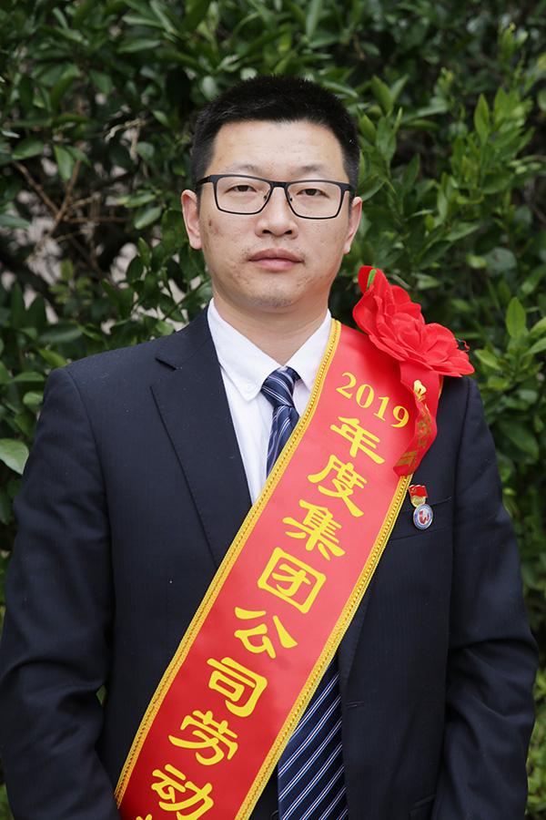 李振飞―赣州有色冶金研究所科研人员