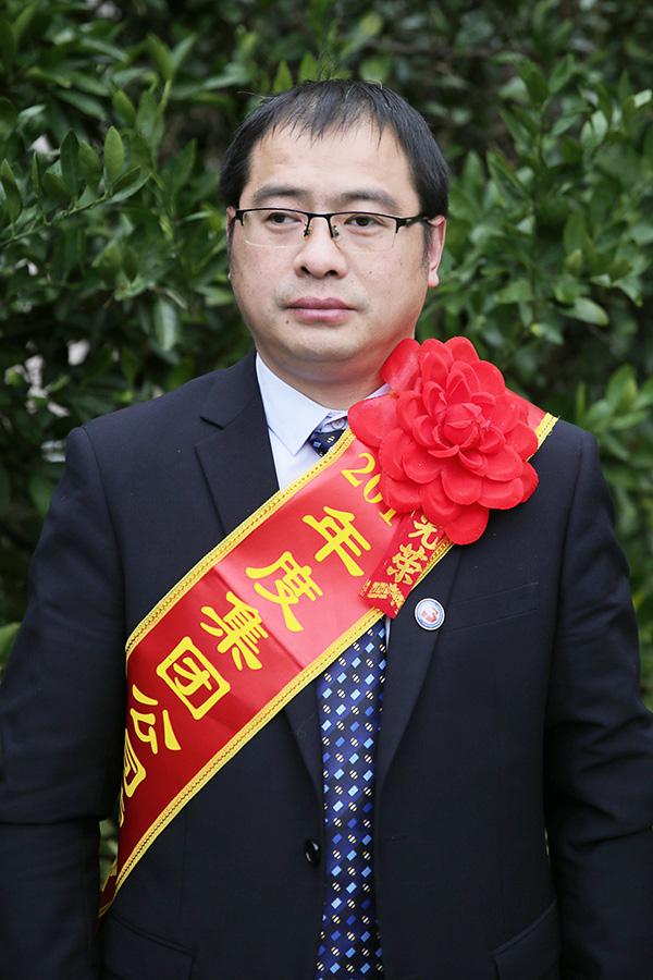 罗  强―江西江钨硬质合金有限公司数控刀片事业部副部长、数控刀片车间主任